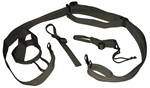 TG401G-3 OD Green 3 Point Rifle Sling (3 pcs) - 3L-INTL