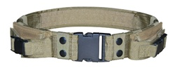 TG402T-2 Tan Tactical Utility Belt with Mag Pouches up to Size 46 (2 pcs) - 3L-INTL