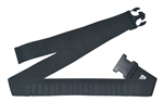 "TG413B-4 Black Rifle Cartridge Shell Belt up to 52"" (4 pcs) - 3L-INTL"