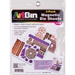 ArtBin Magnetic Sheets - 3 per pack