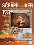 Creative Scrapbooker Magazine - Fall 2016