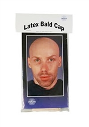 Latex Bald Cap