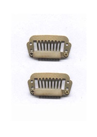 Comb Clips - Wig Clips - Toupee Clips