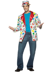 Birthday Jacket Costume