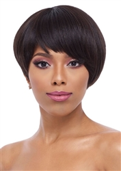 Human Hair Wig by Harlem 125 Wigs