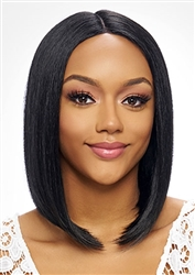 Extra Long Straight Wigs | Synthetic Lace Wigs
