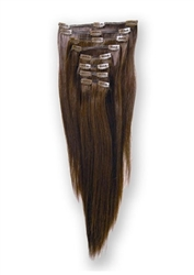 Clip on Hair Extensions by Helena Collection