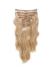 Helena Collection Clip on Hair Extensions