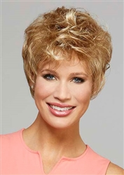 Feather Light Synthetic Wigs - Henry Margu Wigs