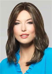 Mono Top Lace Front Wigs for Women