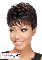 Short Synthetic Wigs by It's a Wig