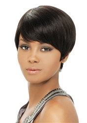 Indian Remi Human Hair Wigs by It's a Wig