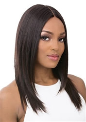 Deep Part Lace Wigs is Human Hair