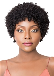 Human Hair Wigs | Short Curly Wigs
