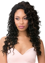 Human Hair Blended Wigs