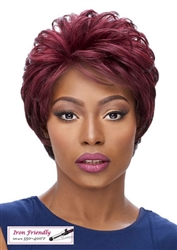 It's a Synthetic Lace Front Wigs