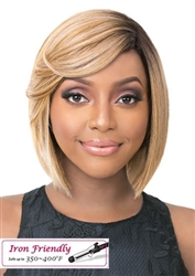 Straight Wigs | Synthetic Wigs for Black Women