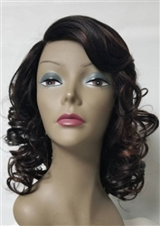 Deep Part Lace Wigs | Synthetic Wigs