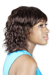 Junee Fashion Human Hair Wigs