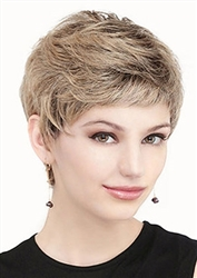 Illusion Front Monofilament Wigs