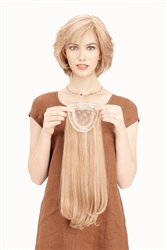 Louis Ferre Human Hair Mono Top Pieces