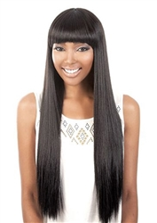Motown Tress Human Hair Mix Wigs