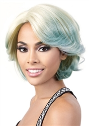 Synthetic Wigs by Motown Tress Wigs for Women