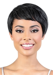 Short Pixie Wigs | Gray Wigs