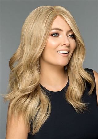 Wig Pro Human Hair Monofilament Top