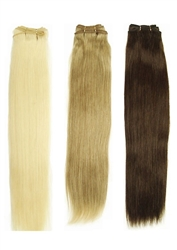 Human Hair Extension Weft by Wig Pro Collection
