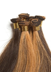 Optimum Human Hair Extension Weft