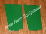 John Deere 3020 Late Model Left Hand Side Shields, Side Panels