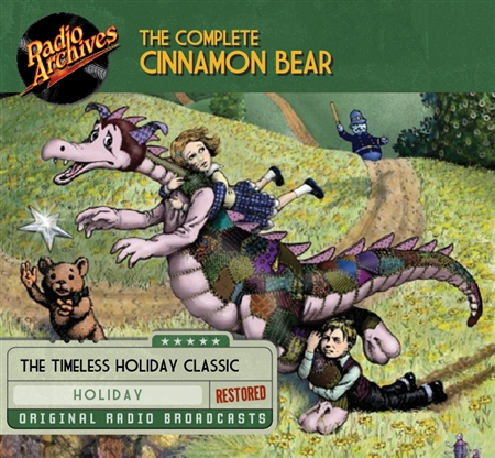 The Complete Cinnamon Bear