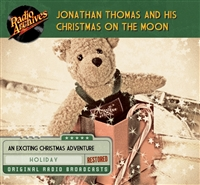 Jonathan Thomas and his Christmas on the Moon