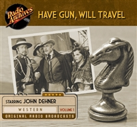 Have Gun, Will Travel, Volume 1