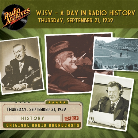 WJSV - A Day in Radio History