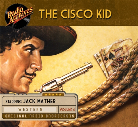 The Cisco Kid Volume 4