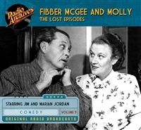 Fibber McGee and Molly - The Lost Episodes, Volume 9