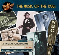 Music of the 1930s, Volume 1
