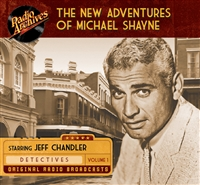 The New Adventures of Michael Shayne, Volume 1