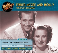Fibber McGee and Molly - The Lost Episodes, Volume  12