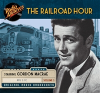 The Railroad Hour, Volume 3