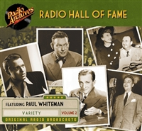 Radio Hall of Fame, Volume 2