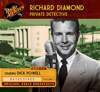 Richard Diamond, Private Detective, Volume 3