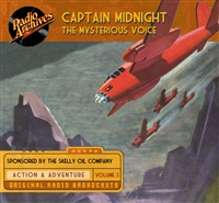 Captain Midnight, Volume 3 The Mysterious Voice