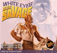 Doc Savage Audiobook - White Eyes