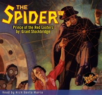 The Spider Audiobook - # 11 Prince of the Red Looters