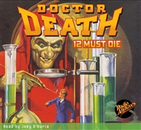 Doctor Death Audiobook - #1 12 Must Die