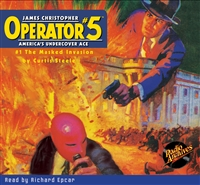 Operator #5 Audiobook - #1 The Masked Invasion