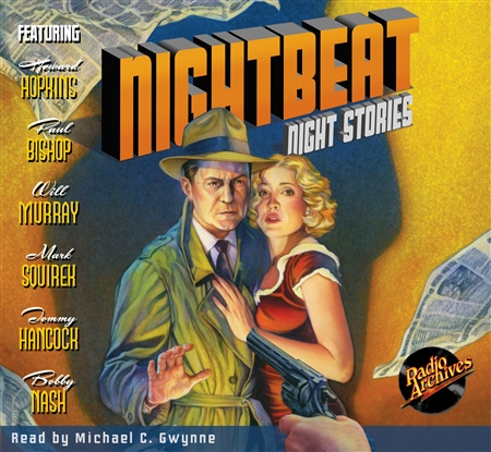 Nightbeat Audiobook - Night Stories